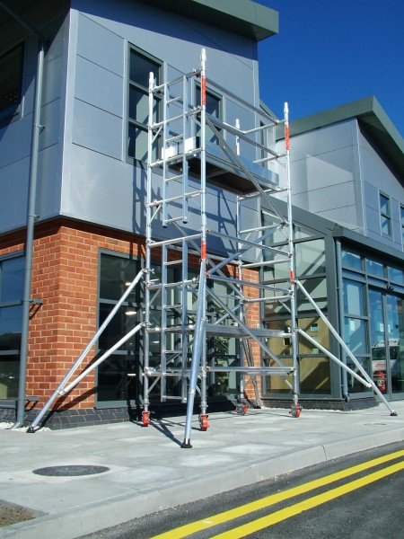 Aluminium Tower Scaffold
