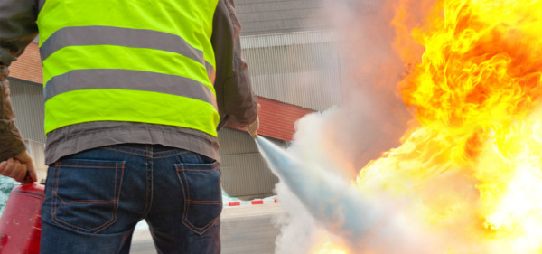 Fire Marshall, Fire Awareness & Use of Extinguishers