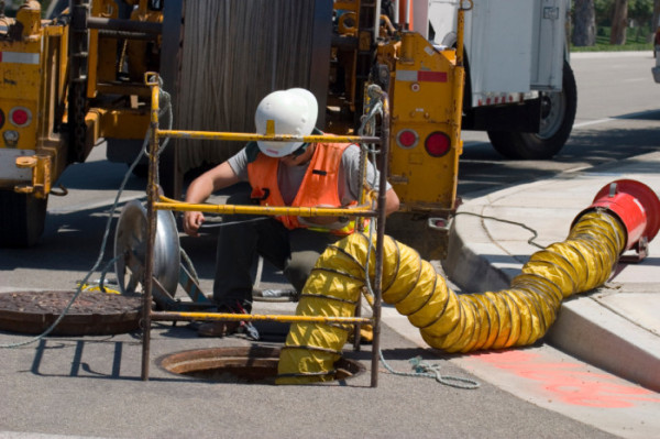 Confined Space Entry and EEBA Use