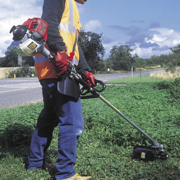 Strimmer and Brushcutter