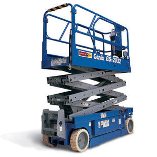 Mobile Elevating Work Platform